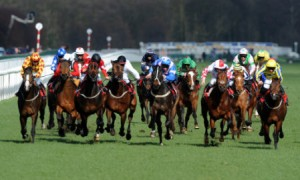 Horse Racing - Doncaster Shield Day - Doncaster Racecourse
