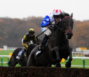 Horse Racing - The NorthWest Racing Masters Betfair Chase - Haydock Park Racecourse